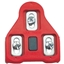 VP Components Arc 1 LOOK Delta Cleats, 9 Degree, Red