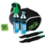 Genuine Innovations Seat Bag Repair and Inflation Tool Kit with two 20 gram Co2 Cartridges