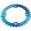 RaceFace Narrow-Wide Single Ring 34t x 104 Blue