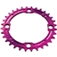 RaceFace Narrow-Wide Single Chainring~ 34t x 104 Purple