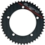 "Sugino 46t x 130mm 1/2"" x 1/8"" 5-Bolt Chainring Cool Black"