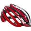 Lazer Z1 Helmet: Red/White