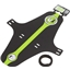 Muckynutz Face Fender XL Black/Green