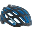 Lazer Z1 Helmet: Matte Black with Blue EPS SM