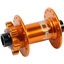 Hope Pro 4 Front Disc Hub 15mm Axle 32h Orange