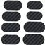 Lizard Skins Adhesive Bike Protection Patch Kit: Carbon Leather