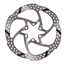 TRP Slotted Disc Brake Rotor, 160mm