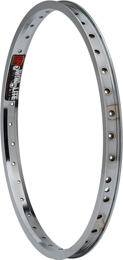 Black Sun Ringle Rhyno Lite Rim 700c 36h Presta