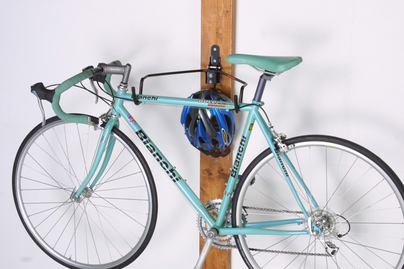 Minoura Wall Mounted Bike Rack Holds 1 Bike Modern Bike