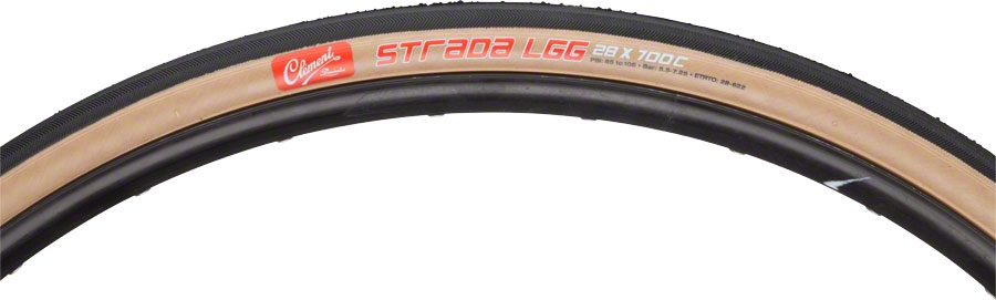 Donnelly Strada LGG Tire 700x28mm Black//Tan