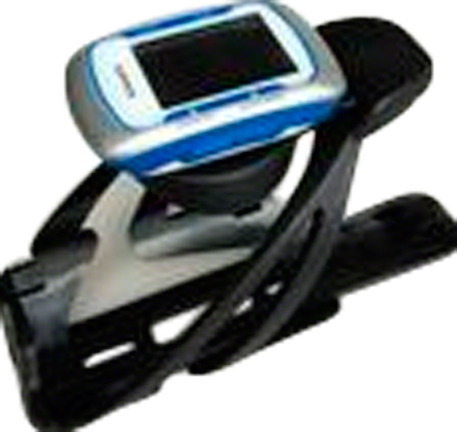 Speedfil Z4 BTA Bottle Cage with Garmin Mount