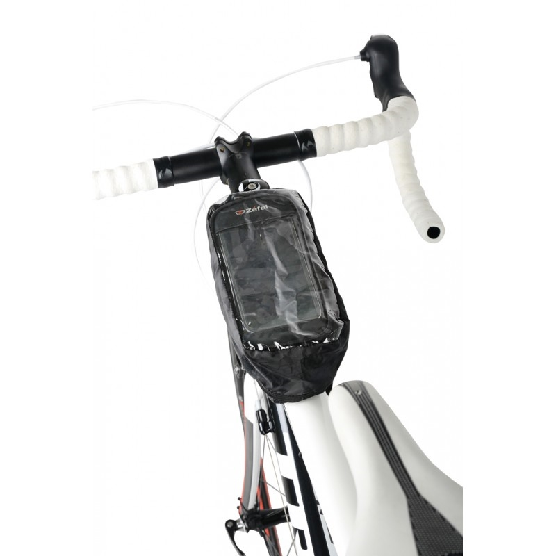 Zefal Z-Console Frame Bag Black - Medium - Modern Bike