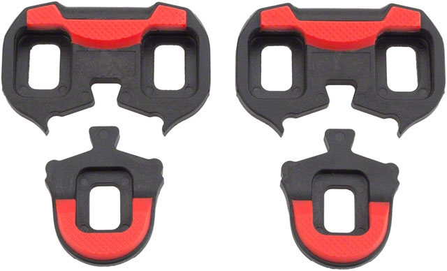 iSSi Replacement Road Cleat 0 Degree Float Bicycle Pedal Cleats