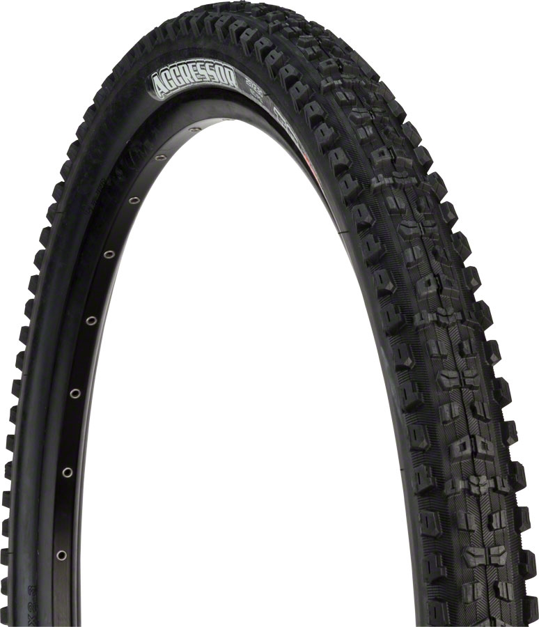 Double Down 120 TPI Maxxis Aggressor 27.5 x 2.3 Tubeless Ready