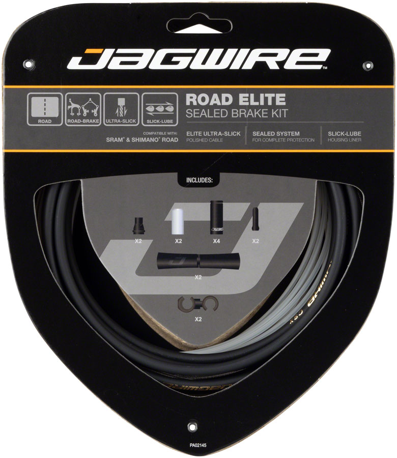 New Jagwire Brake Cable Kit Draillure cable kit