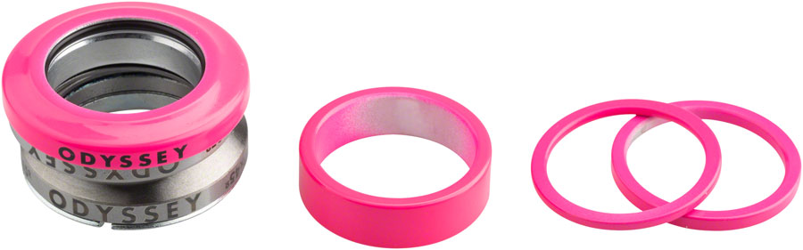 Odyssey Pro Integrated Headset 1-1//8 45x45 5mm Stack Hot Pink