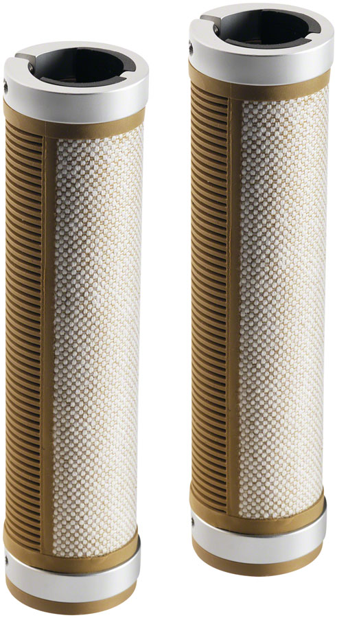 Brooks Cambium Bicycle Grip 130mm Natura//Rubber