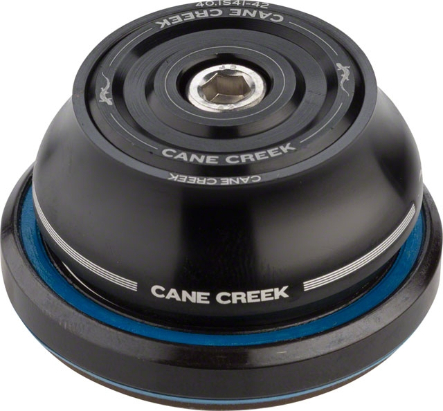 IS52//40 Tall Cover Headset Black New Cane Creek 40 IS41//28.6