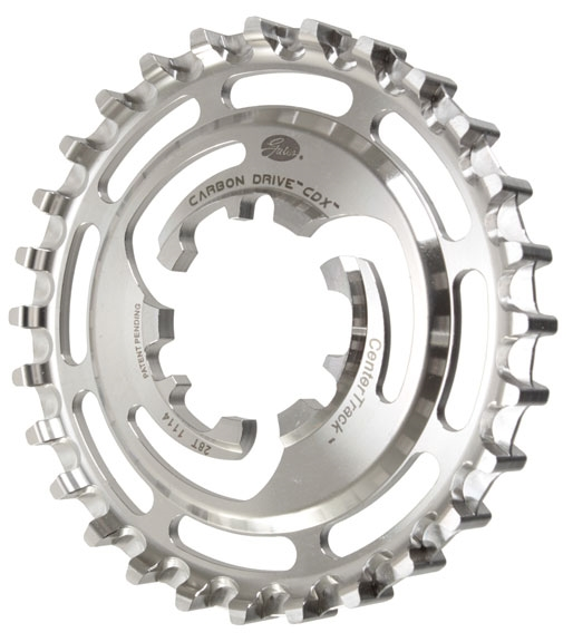 Gates Carbon Drive CDX CenterTrack Rear Sprocket 21 tooth compatible with