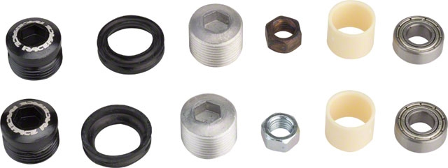 Left//Right RaceFace Chester Pedal Spindle Kit