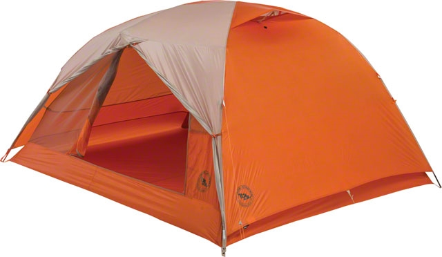 Big Agnes Inc. Copper Spur HV UL3 Shelter Gray/Orange 3-person  sc 1 st  Modern Bike & Big Agnes Inc. Copper Spur HV UL3 Shelter Gray/Orange 3-person ...