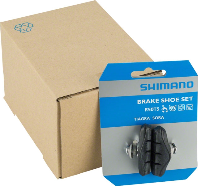 Shimano M50T Tiagra Sora Brake Shoe Set Bike Brake Shoes