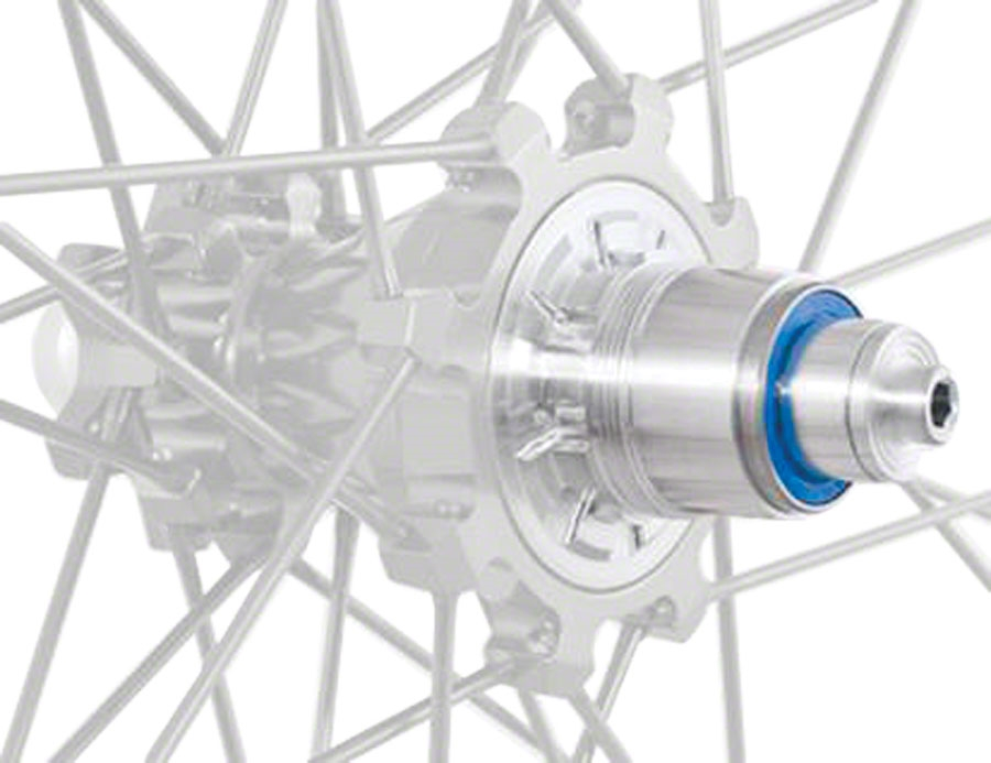 Shimano HG Industry Nine Torch Mountain and Fat Freehub