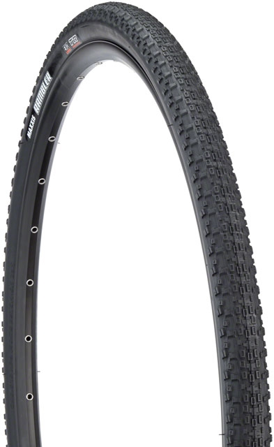 Maxxis Rambler Tire 700 X 45 mm Folding 120Tpi Casing Dual Compound Tubeless