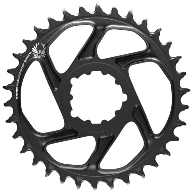 SRAM X-Sync 2 Eagle Oval Direct Mount Chainring 32T Boost 3mm Offset