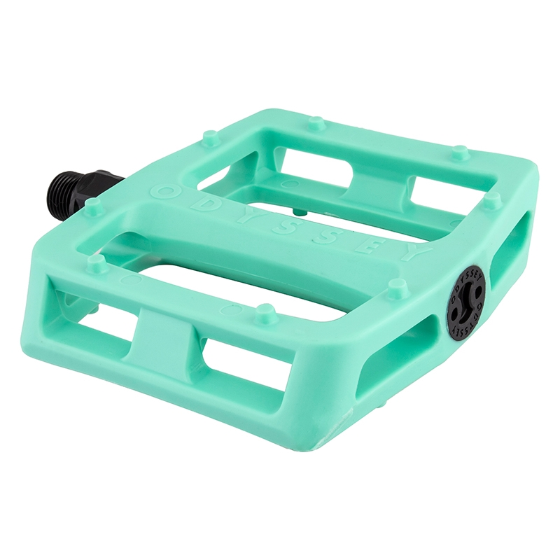 Odyssey Grandstand pedals 9//16 Toothpaste