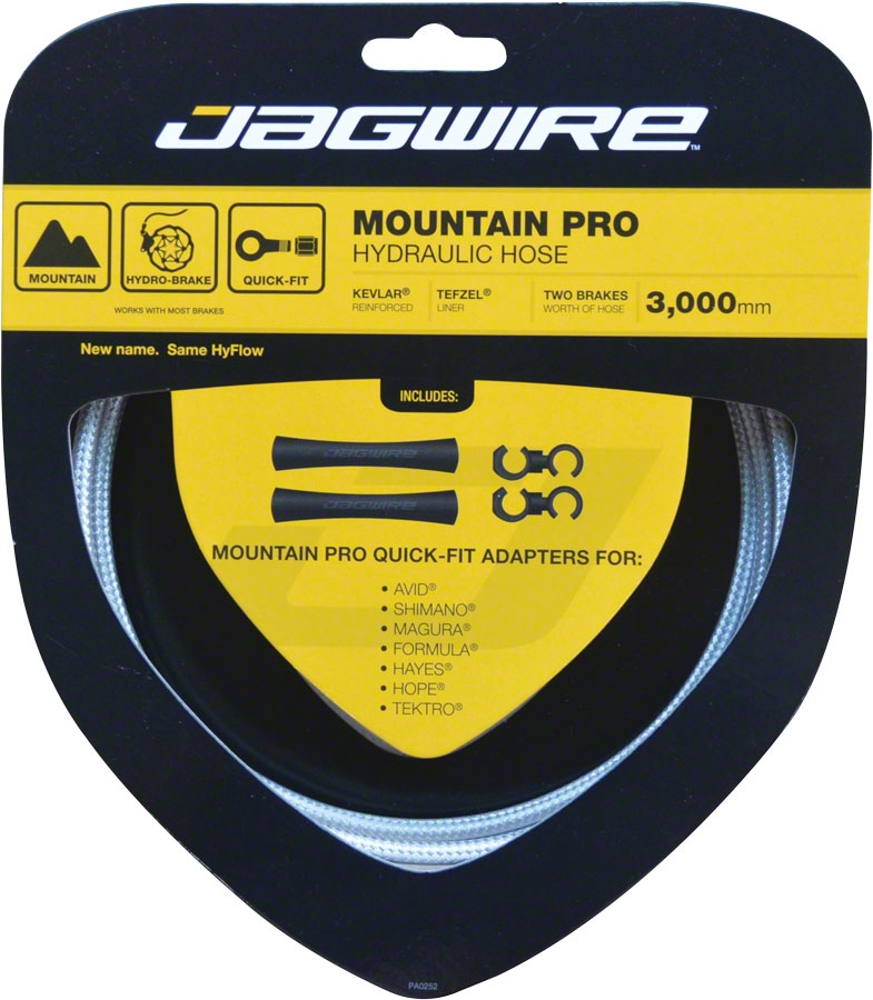 Jagwire Mountain Pro Disc Brake Hydraulic Hose Quick-Fit Adaptor for Hayes Strok