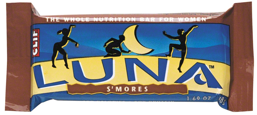 Clif Luna Bar S Mores Box Of 15 Modern Bike