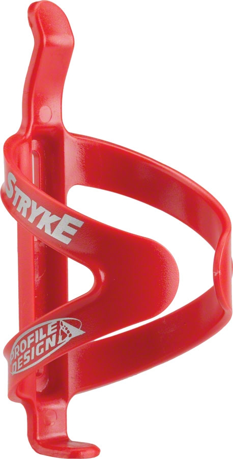 Red Profile Design Stryke Kage Bicycle Water Bottle Cage
