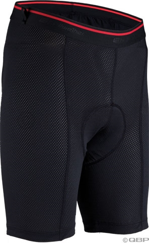 70e345932 Bellwether Premium Undershort with Pad  Black - Modern Bike