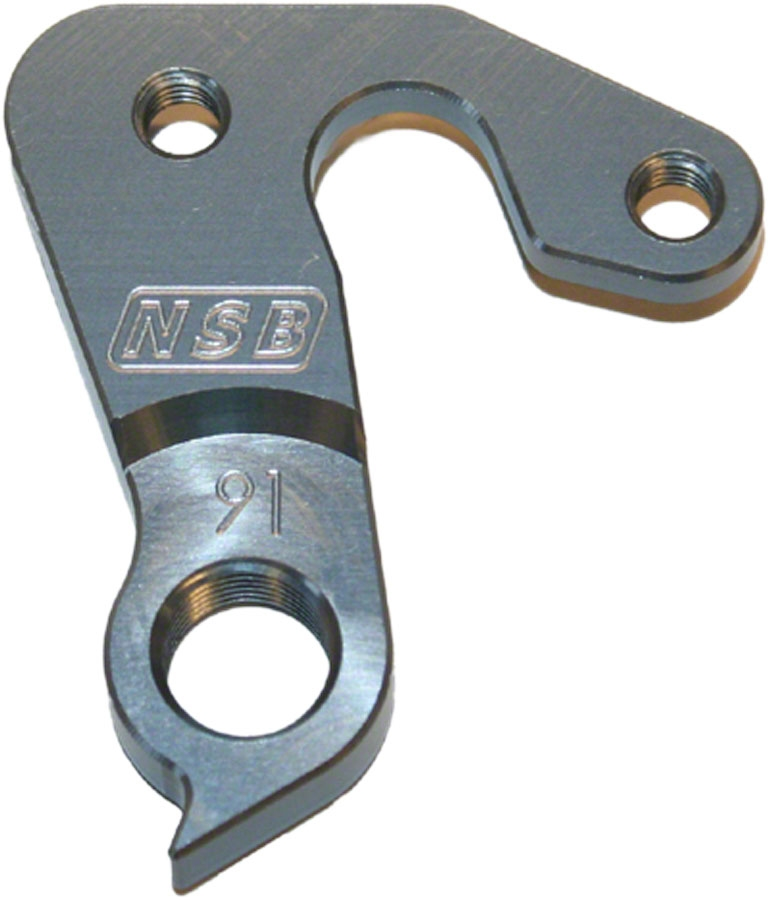 North Shore Billet DH 0002 Trek//Fisher Bicycle Derailleur Bike Hanger
