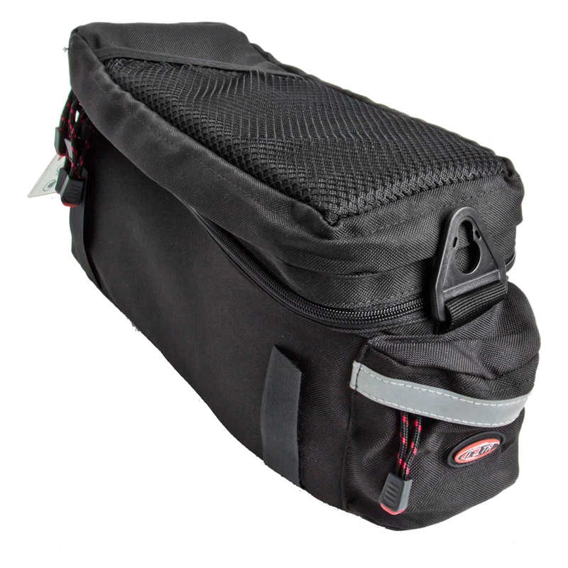 Delta Top Trunk Bag With Expandable