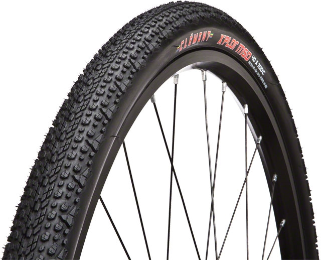 Clement X Plor Mso Tire 700 X 40mm Tubeless Folding Black