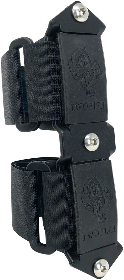 TwoFish Quick Cage Adapter Bicycle Black
