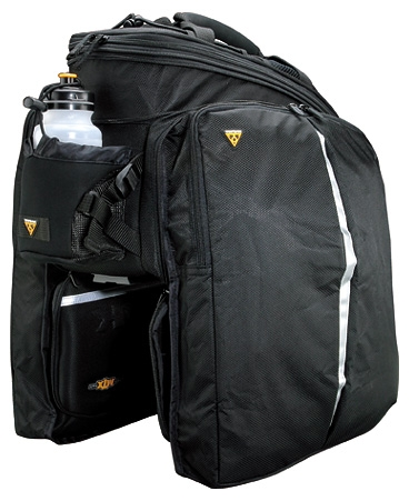 Topeak Mtx Trunkbag Dxp With Expandable Top And Panniers For Racks