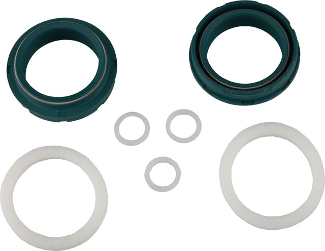 Fits 2016-Current Forks SKF Low-Friction Dust Wiper Seal Kit Fox 34mm