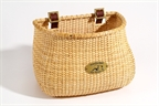 Nantucket Lightship Classic Basket: Natural