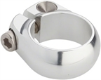 Salsa Lip-Lock Seat Collar - Silver