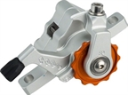 Paul Component Engineering Klamper Disc Caliper, Short Pull, Silver