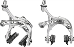 Campagnolo Potenza Brakeset, Dual Pivot Front and Rear, Silver