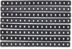 SKS Rubber Fender Straps: Pack of 8