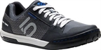 Five Ten Freerider Contact Flat Pedal Shoe: Gray/Blue