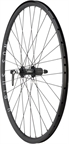 Quality Wheels Rear Wheel Road Rim 700c Shimano 105 5800 11s QR / H+Son Archetype / DT Competition All Black