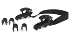 Ortlieb QL1 Top Hooks With Inserts E162