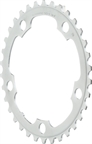 Shimano Tiagra 4550 34t 110mm 9-Speed Chainring, Silver