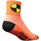 SockGuy Classics Socks - Crash Test Dummy